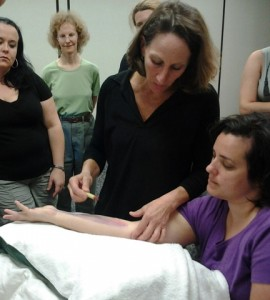 Workshops - Advanced Massage Professionals