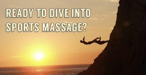 Ready to dive into sports massage?
